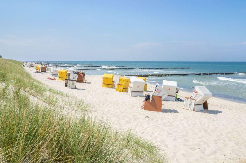 Urlaubsregion Hiddensee