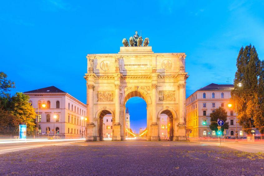 Urlaubsregion München & Umland